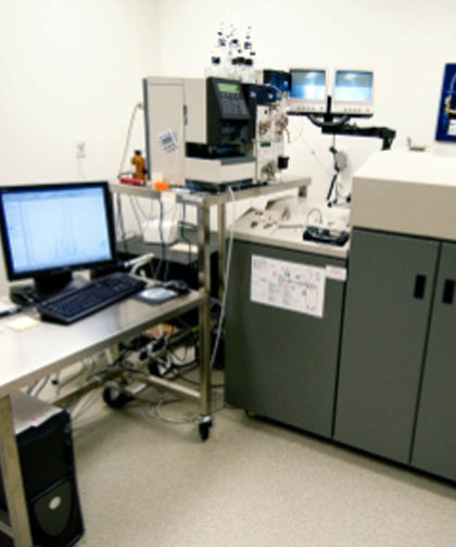 UBC Proteomics Core